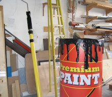 Giant Paint Can