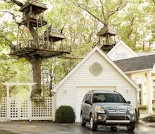 Honda Treehouse